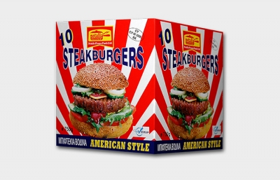 American Style Burger